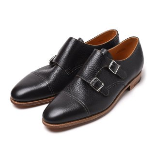JOHN LOBB ジョンロブ WILLIAM 9795-D  TENSILE SS Moorland Black