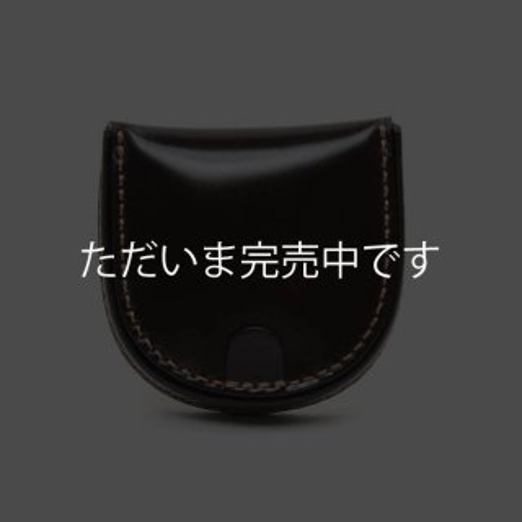 K.t.ルイストン KTW008 馬蹄コインケース コードバン 【NO8】