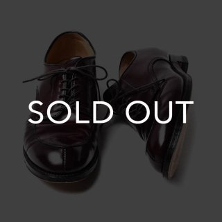 Alden オールデン 54321 Vチップ コードバン 【No,8バーガンディー】