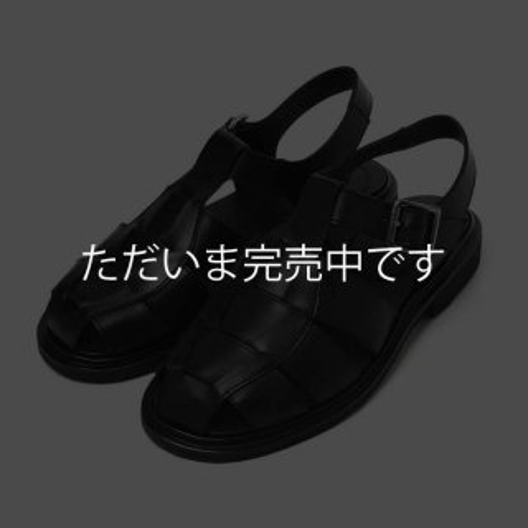 Paraboot (パラブーツ) 164612 IBERIS/CHASSE 【NOIR】 レディース