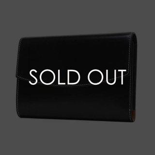 K.T.ルイストン KTW187R ラフコードバン 三つ折財布 【D.NAVY】