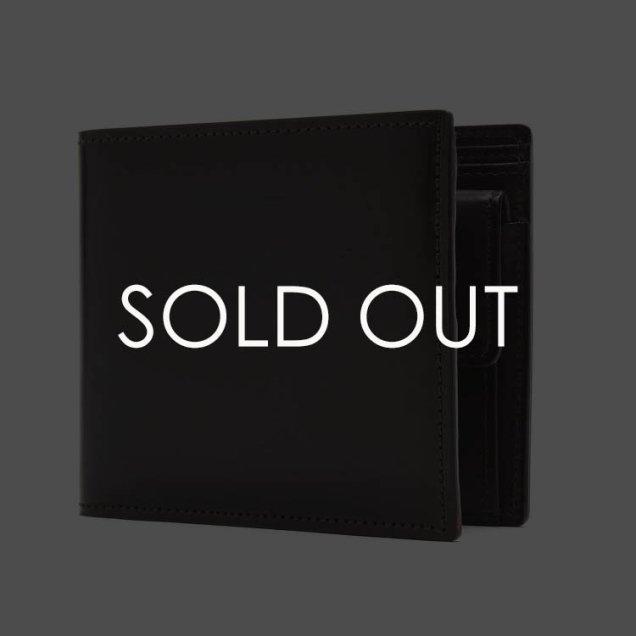 K.t.Lewiston KTW023 コードバン二つ折り財布 | NO8 (BURGUNDY)