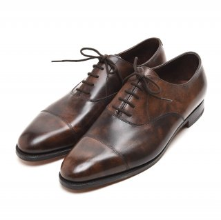 JOHN LOBB ジョンロブ CITY-II MUSEUM CALF(Dark Brown)  Eウィズ