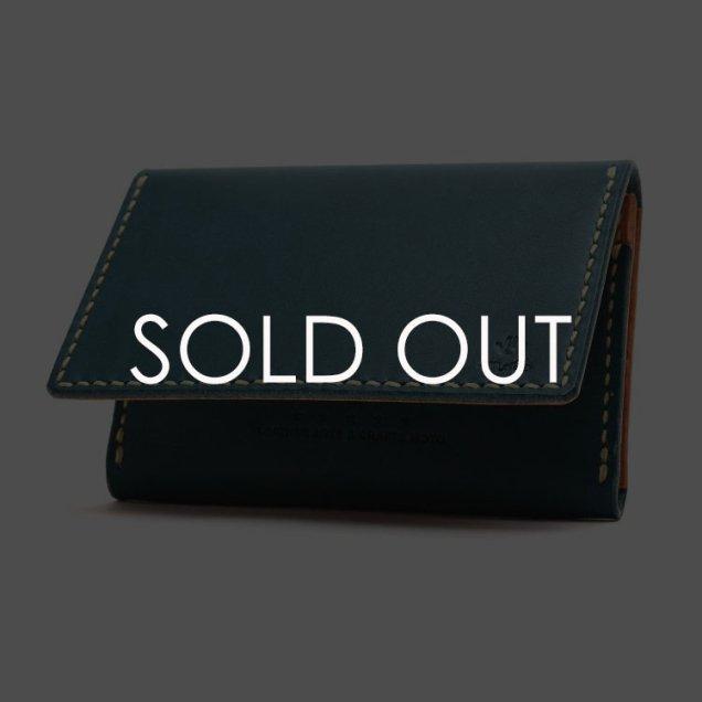 MOTO (モト) CA4 カードケース BLUE