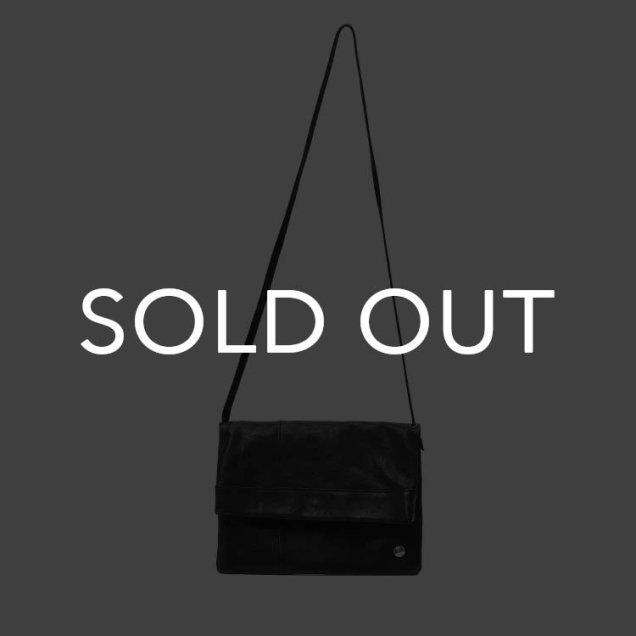 MOTO BAG24 サコッシュ ゴート (ブラック)  (▲受注生産)