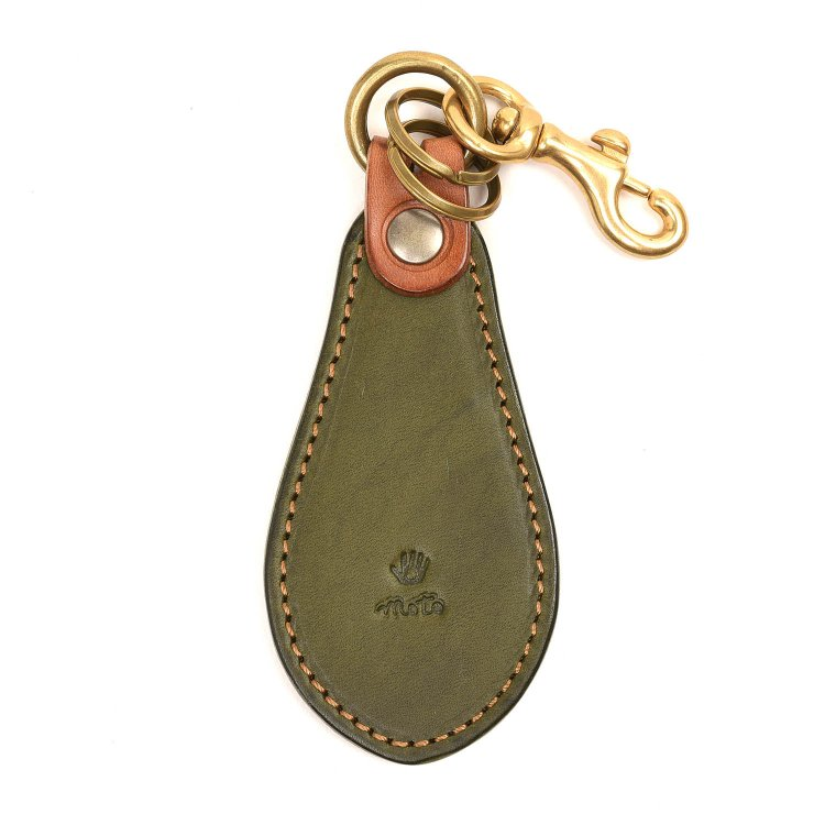 MOTO (モト) KH10 シューホーンキーホルダー 【グリーン】
