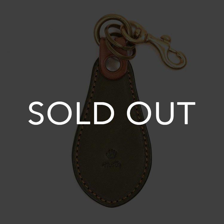 MOTO KH10 シューホーンキーホルダー 【グリーン】(▲受注生産)