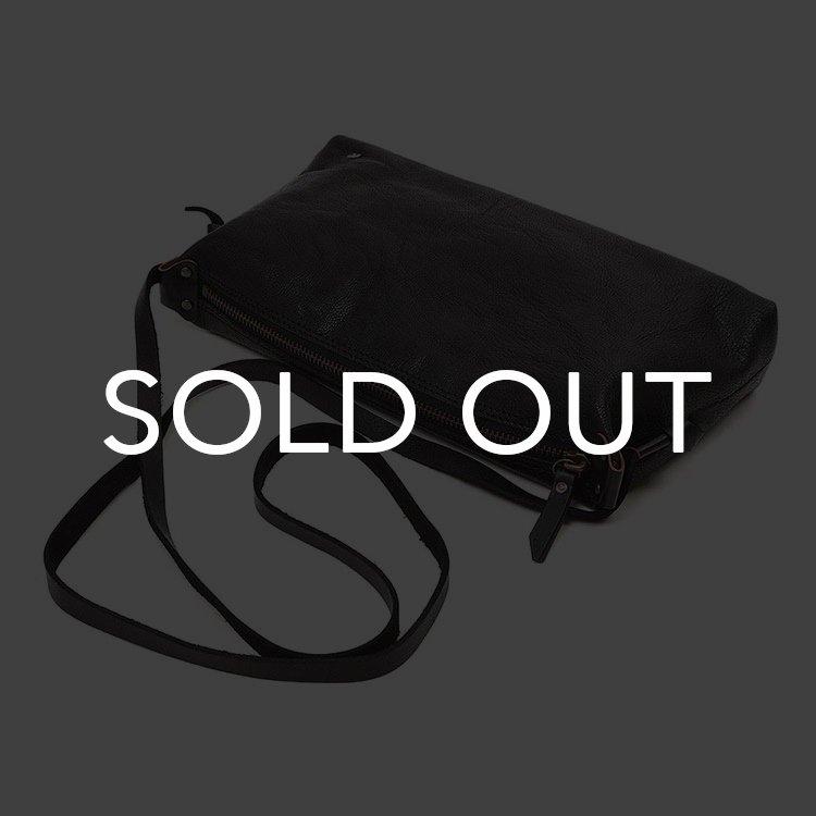 MOTO BAG34 クラフツマンツールバッグ (ラージ) ブラック (▲受注生産)