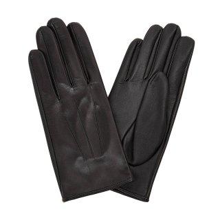 DENTS デンツ 15-1100 ヘアシープ アンライニング ブラック メンズ