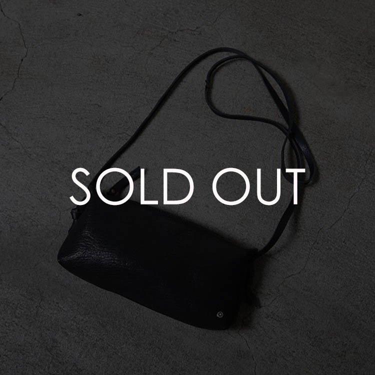 MOTO モト BAG35 クラフツマンツールバッグ (スモール) ブラック (▲受注生産)