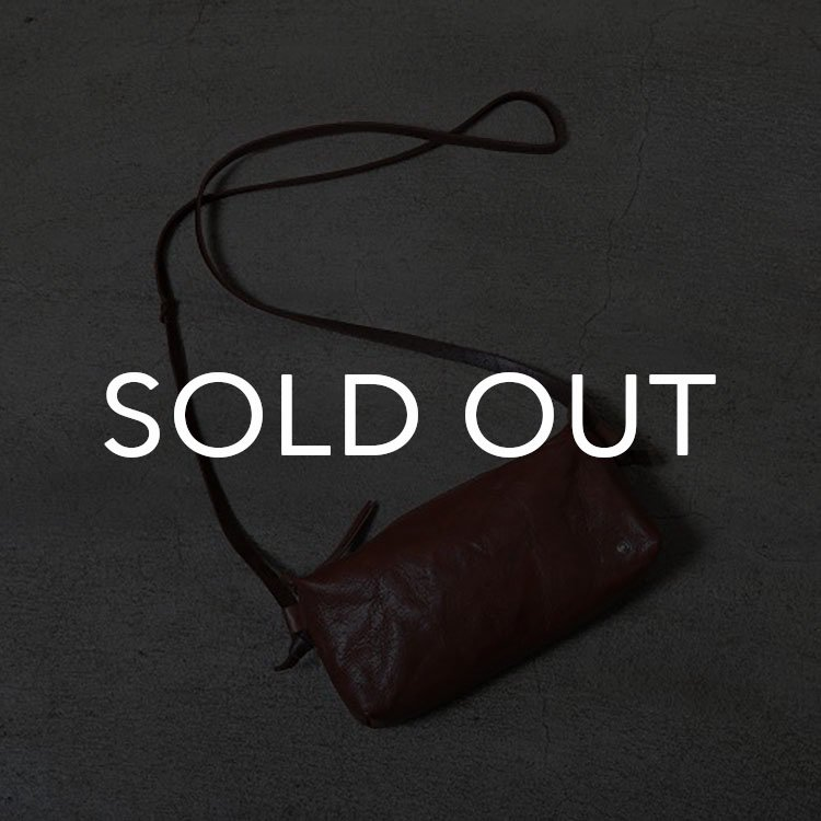 MOTO モト BAG35 クラフツマンツールバッグ (スモール) ブラウン (▲受注生産)