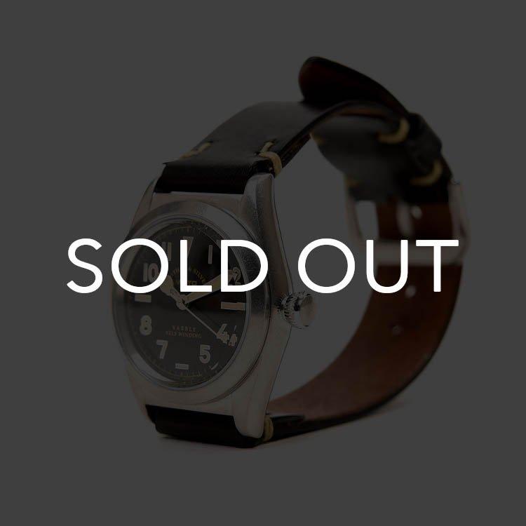 MOTO WT05 自動巻時計 ブラック <▲受注生産>