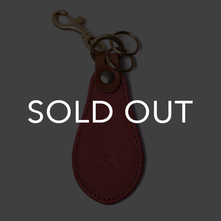 MOTO (モト) KH10 シューホーンキーホルダー 【ピンク】(▲受注生産)