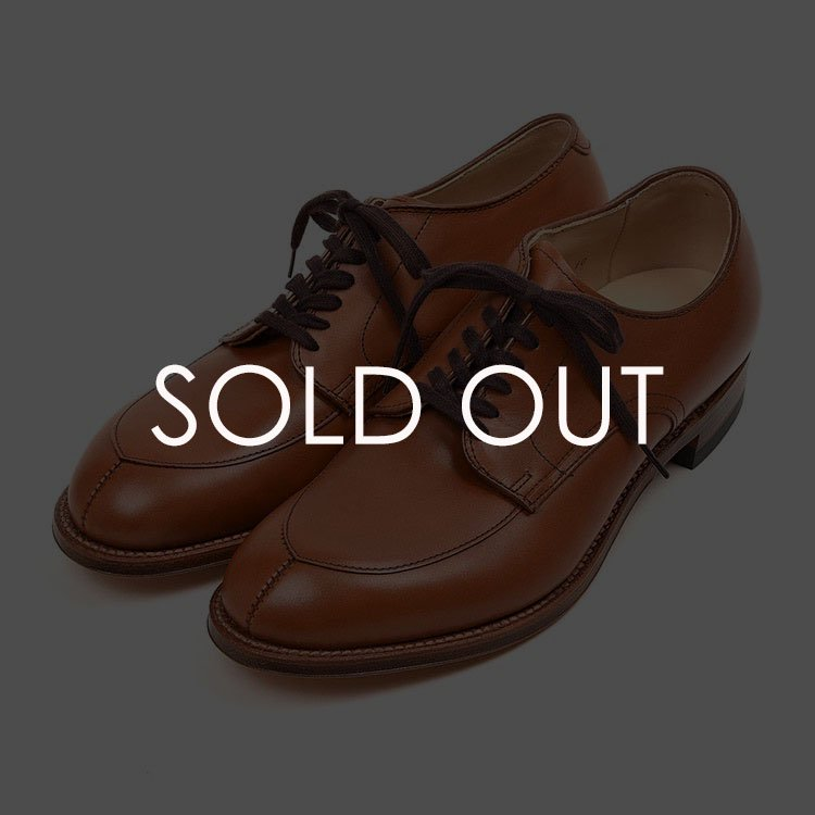ALDEN オールデン 54421 Vチップ カーフ TAN<img class='new_mark_img2' src='https://img.shop-pro.jp/img/new/icons14.gif' style='border:none;display:inline;margin:0px;padding:0px;width:auto;' />