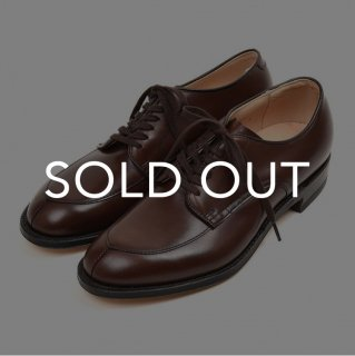 ALDEN オールデン 54441 Vチップ カーフ DARK BROWN<img class='new_mark_img2' src='https://img.shop-pro.jp/img/new/icons14.gif' style='border:none;display:inline;margin:0px;padding:0px;width:auto;' />