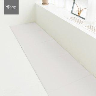dfangペット専用マット 折りたためる廊下敷きタイプ 60~600*70cm【ジェリーライト】