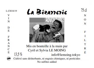 La Bizarrerie ラ・ビザルリ 2018/2019 ¥4,755(税込)