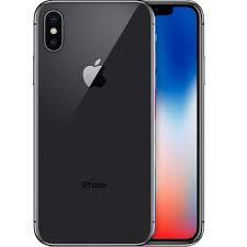 【中古美品Aランク】SIMフリー iPhoneX 64GB グレー ネットワーク利用制限○
