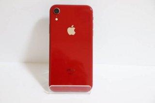 【中古Aランク】SIMフリー iPhoneXR 128GB レッド 送料無料