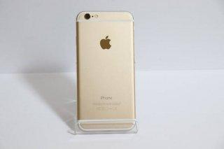 【中古Bランク】au iPhone6 128GB ゴールド 送料無料