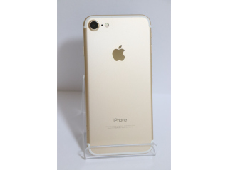 【中古美品Aランク】SIMフリー iPhone7 128GB ゴールド