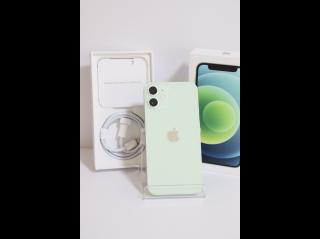 【Sランク 新品同様】SIMフリー iPhone12 mini 64GB グリーン バッテリー100%