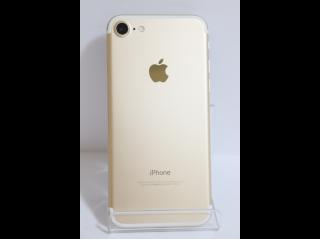 iPhone7 128GB ゴールド SIMフリー 中古美品Aランク