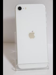 iPhoneSE (第2世代) 64GB ホワイト SIMフリー バッテリー95% Sランク 新品同様