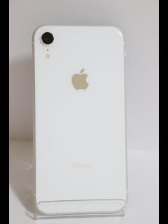 iPhoneXR 64GB ホワイト SIMフリー バッテリー92% 中古美品Aランク