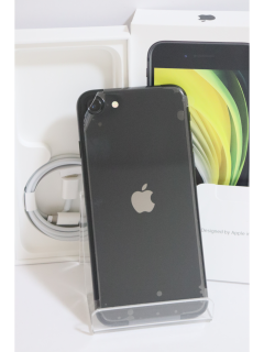 iPhoneSE (第2世代) 64GB ブラック SIMフリー SSランク:未使用品