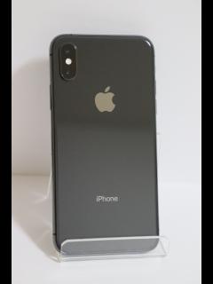 iPhoneXS 256GB グレー SIMフリー バッテリー87% 中古Bランク