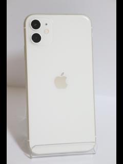 iPhone11 256GB ホワイト SIMフリー 中古Bランク