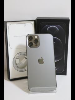 iPhone12Pro Max 256GB グラファイト SIMフリー バッテリー100% 新品同様Sランク