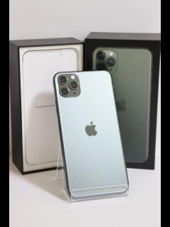 iPhone11 Pro Max 256GB スペースグレイ SIMフリー バッテリー87% 新品同様Sランク