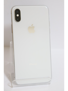 iPhoneX 64GB シルバー SIMフリー 中古美品Aランク