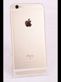 iPhone6s 64GB ゴールド SIMフリー バッテリー82% 中古Bランク
