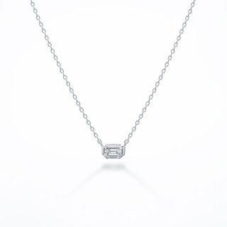 S002 ラボグロウンダイヤモンド<br>ネックレス / プラチナ / 0.30カラット