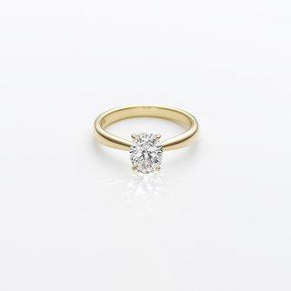 L001 ラボグロウンダイヤモンド<br>リング / ゴールド / 1.00カラット