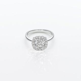 L003 ラボグロウンダイヤモンド<br>リング / プラチナ / 1.50カラット