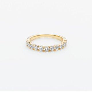 E001 ラボグロウンダイヤモンド<br>リング / ゴールド / total0.70カラット