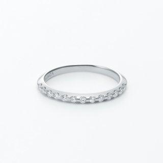 H001 ラボグロウンダイヤモンド<br>リング / プラチナ / total0.17カラット