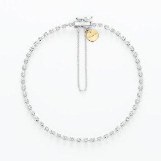 H017 ラボグロウンダイヤモンド<br>ブレスレット(中折れ金具) / プラチナ / total 1.00カラット