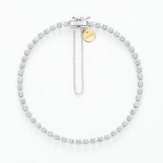 H017 ラボグロウンダイヤモンド<br>ブレスレット / プラチナ / total 2.00カラット
