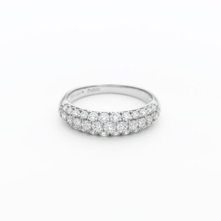 H025 ラボグロウンダイヤモンド<br>リング / プラチナ / total1.00カラット