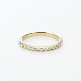 H018 ラボグロウンダイヤモンド<br>リング / ゴールド / total0.17カラット
