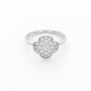 H030 ラボグロウンダイヤモンドリング / プラチナ / 0.50カラット