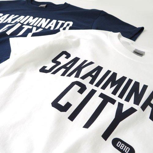 SAKAIMINATOハッテンTシャツ