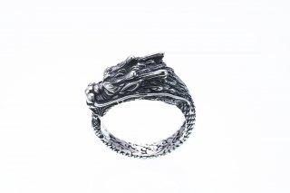 ウロボロス・ドラゴン・リングL : Ouroboros Dragon Ring L