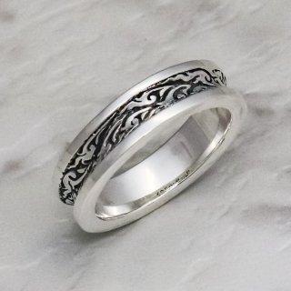シングル・アイビー・リング : Single Ivy Ring
