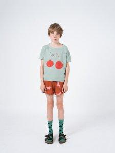 30%OFF/BOBO CHOSES Cherry Short Sleeve T-shirt